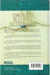 Comentario Matthew Henry-1 Tomo