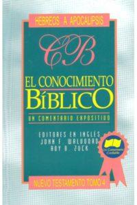 Conocimiento Bib N T 4