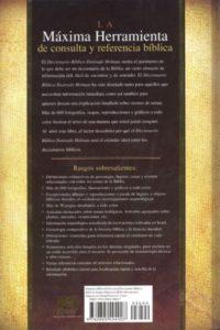 Diccionario Biblico Ilustrado Holman