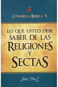 Claves biblicas para consejeria 9 lo que usted debe saber de las religiones y sectas