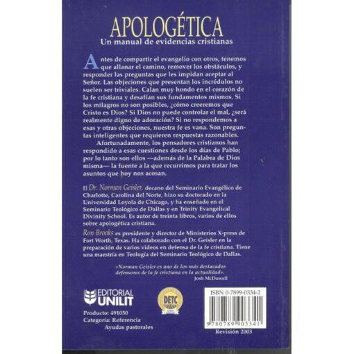 Apologetica (Flet)