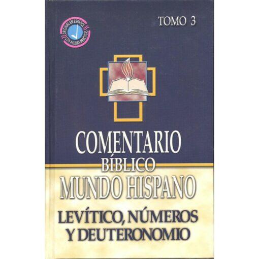 COMENTARIO BIBLICO LEV/DEUT TOMO 3