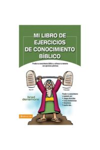 Mi Libro de Ejercicios de Conocimiento Biblico