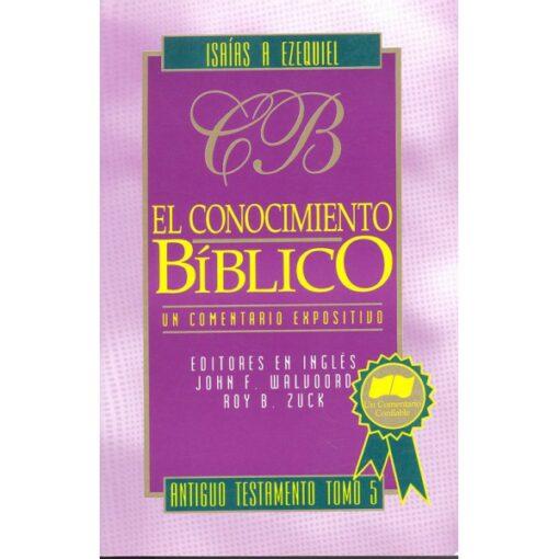 Conocimiento Bib A T 5