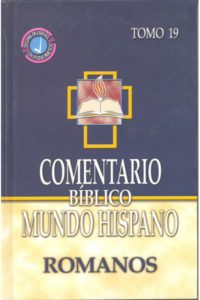 COMENTARIO BIBLICO TOMO 19 ROMANOS