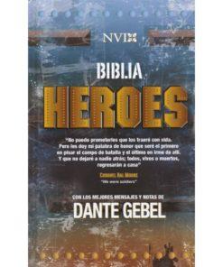 BIBLIA HEROES - TAPA DURA