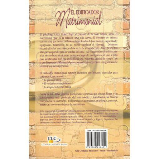 Edificador Matrimonial-Bolsillo