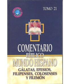 COMENTARIO GALATAS/FILEMON TOMO 21