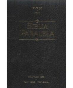 Matrimonio Biblia Paralela : Biblia paralela rvr60 nvi u2013 libreria cristiana kerygma