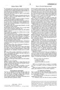 Biblia Paralela RVR60 / NVI