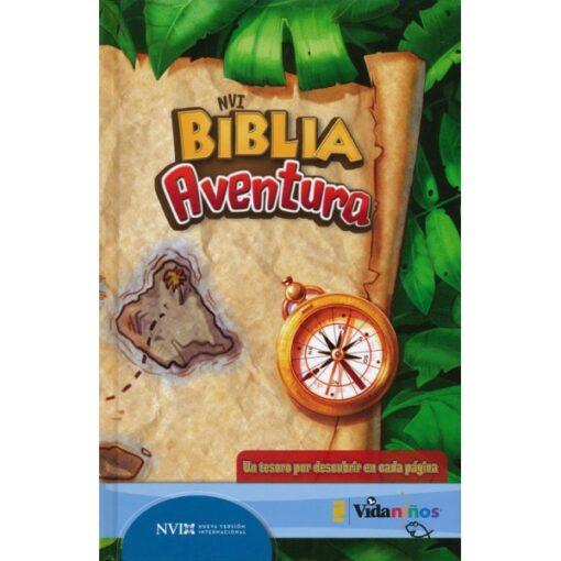 Biblia Aventura - Nueva Edición