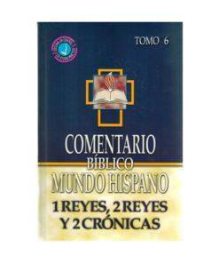 COMENTARIO BIBLICO M H TOMO 6 REYES