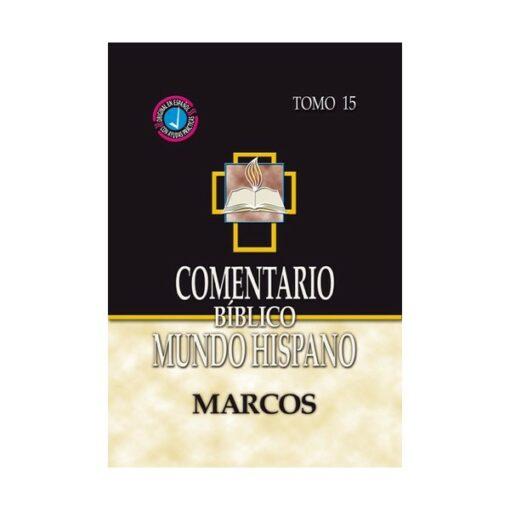 Comentario BMH Marcos tomo 15