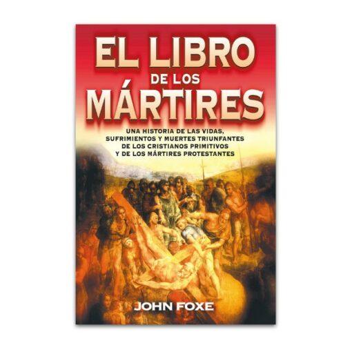 Libro de los Martires-Rustica