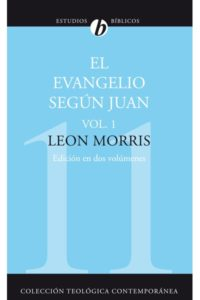 Evangelio Segun Juan Vol I