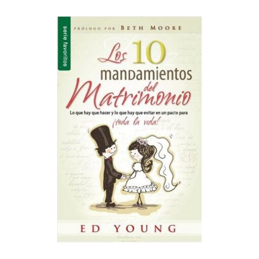 10 Mandamientos del Matrimonio-Bolsillo