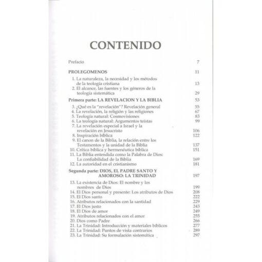 TEOLOGIA SISTEMATICA T-1
