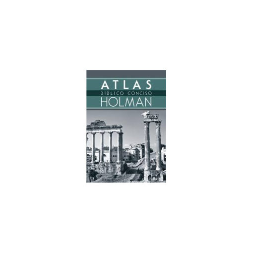 ATLAS BÍBLICO CONCISO HOLMAN