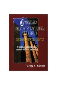 COMENTARIO DEL CONTEXTO CULTURAL DE LA BIBLIA NT