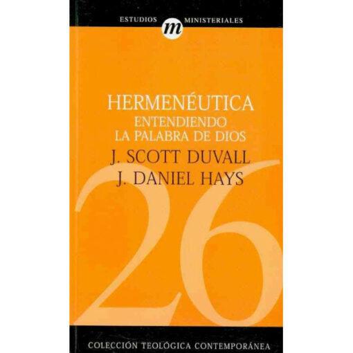 HERMENÉUTICA, ENTENDIENDO LA PALABRA