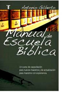 MANUAL DE ESCUELA BÍBLICA