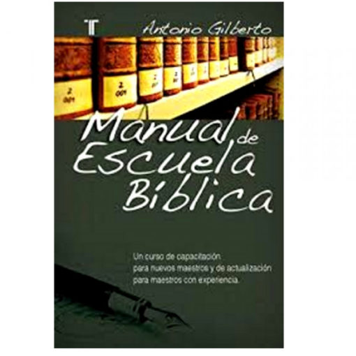 MANUAL DE ESCUELA BÍBLICA