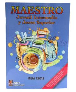 EXPOSITOR JUVENIL MAESTRO PRIMER SEMESTRE