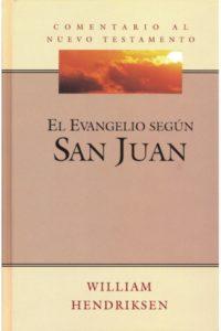 COMENTARIO EVANGELIO SEGUN SAN JUAN