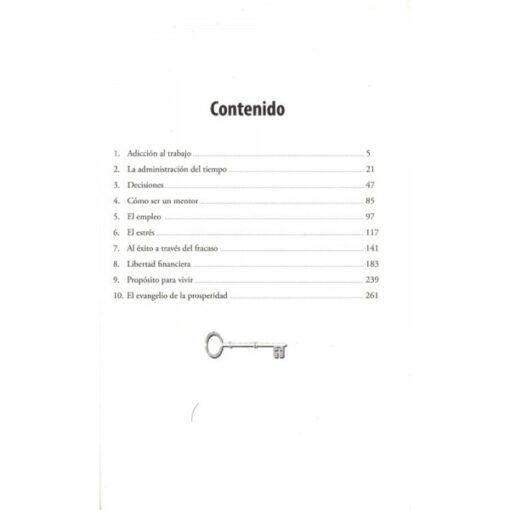 CONSEJERIA BÍBLICA 8 ADMINISTRACIÓN PERSONAL