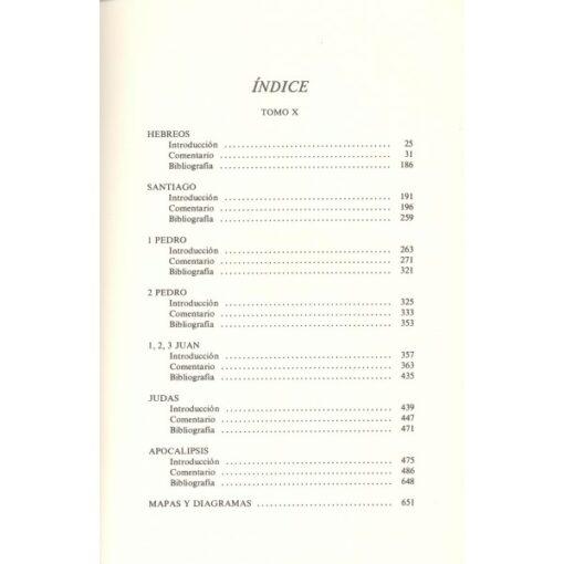 COMENTARIO BIBLICO BEACON 10
