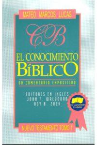Conocimiento Bib N T 1