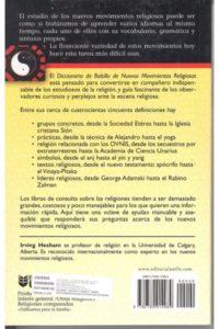 Diccionario Bolsillo Nvos Mov Religiosos