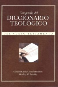 Compendio del Dicc Teol N T
