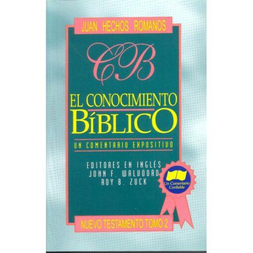 Conocimiento Bib N T 2 (Jn Hch Ro )