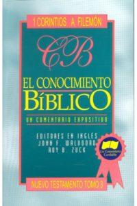 Conocimiento Bib N T 3 (1co Fil )