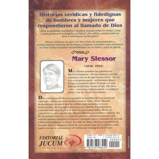Heroes cristianos La audaz aventura la vida de Mary Slessor