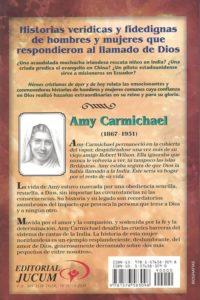 Heroes cristianos la intrepida rescatadora la vida de Amy Carmichael