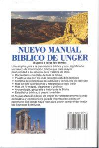 Nuevo Manual Biblico Unger-Tela