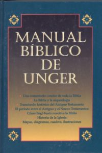 Manual Biblico Unger-Tela/Chico