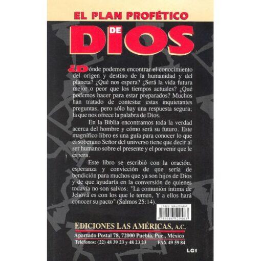 Plan Profetico de Dios, El