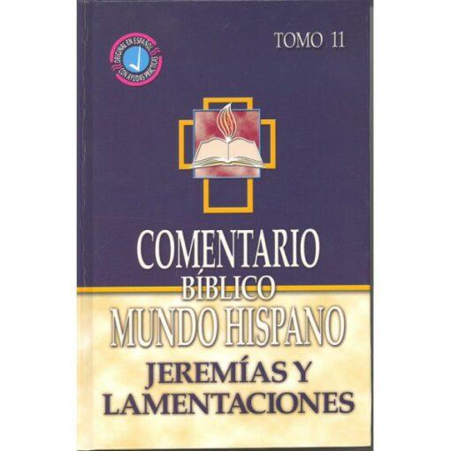 Comentario Mundo Hispano Jeremias Lamentaciones Tomo 11